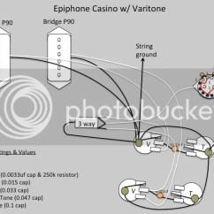 Rotary Switch Wiring Diagram Guitar Honda 1 6 Vtec Engine Custom Varitone   My Les Paul Forum