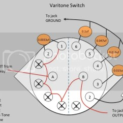 Wiring Diagram Gibson Les Paul Junior 2003 Chevy Impala Engine Custom Varitone Switch   My Forum
