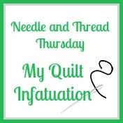 Needle and Thread Thursday