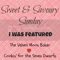Sweet and Savoury Sunday