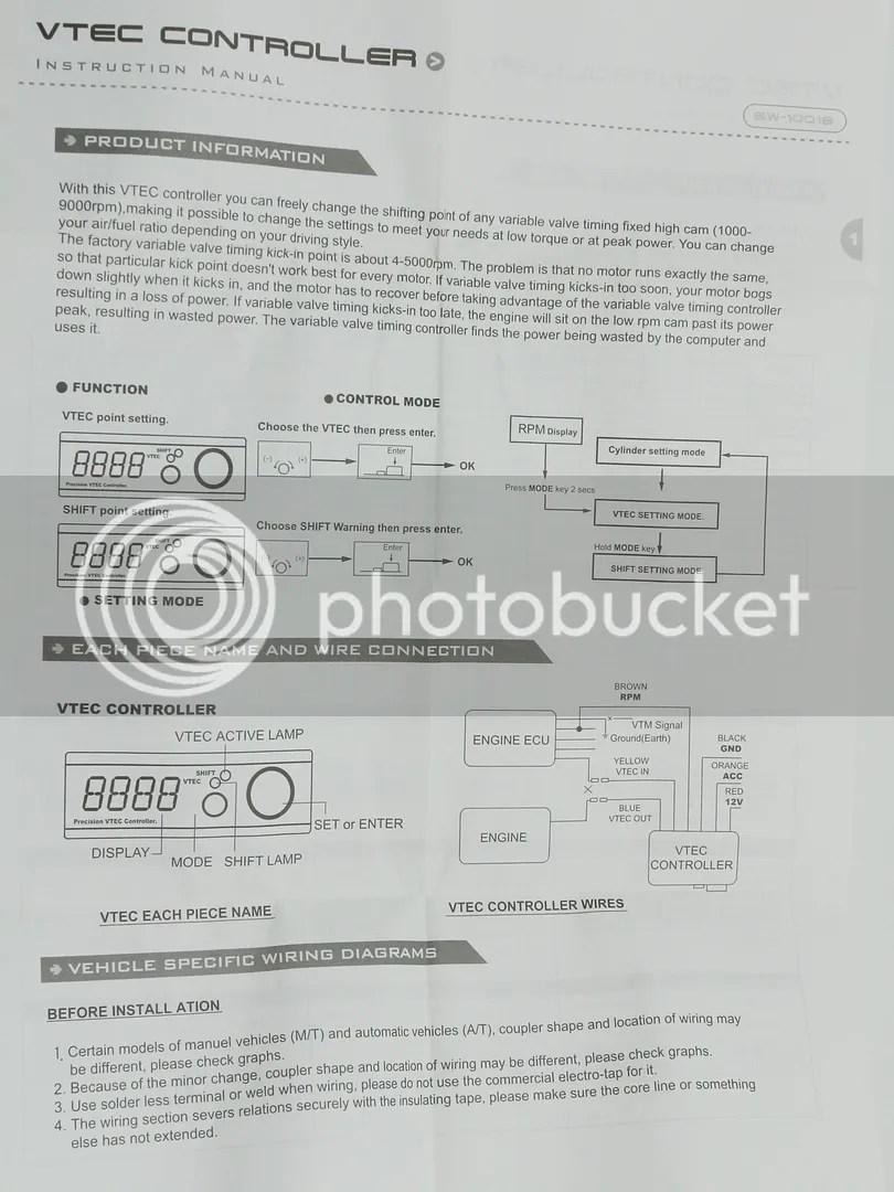 Shadow Vtec Controller Wiring Diagram 1998 Honda Accord