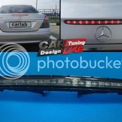 Third Brake Light Law Minn Kota Terrova 24 Volt Wiring Diagram 2003 2009 Mercedes Benz E Class W211 Amg Led Smoke