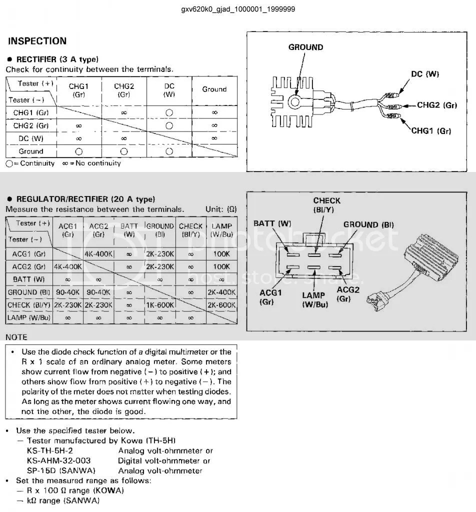 honda cb400 vtec wiring diagram dodge ram front end regulator rectifier | library