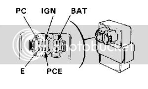 honda 5518 engine (gx640) wiring help  MyTractorForum