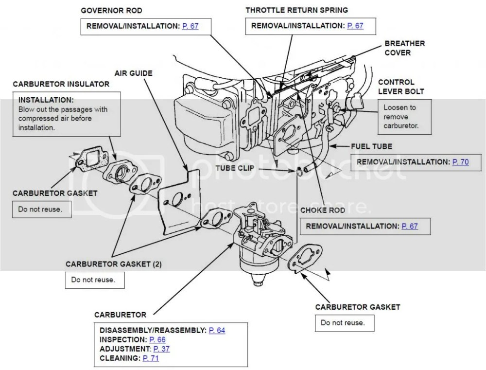 medium resolution of confirm you got the correct carburetor for this mower it s honda part number 16100 z0l 023 15 08 list price