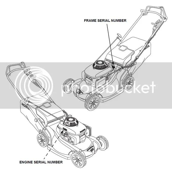 Honda Engine Nomenclature