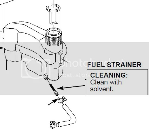 Fuel Strainers And Filters