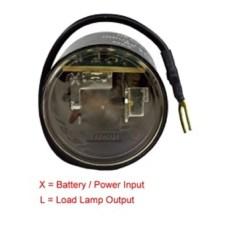 2 Pin Led Flasher Relay Wiring Diagram Electrical Uk 3 Prong Get Free Image