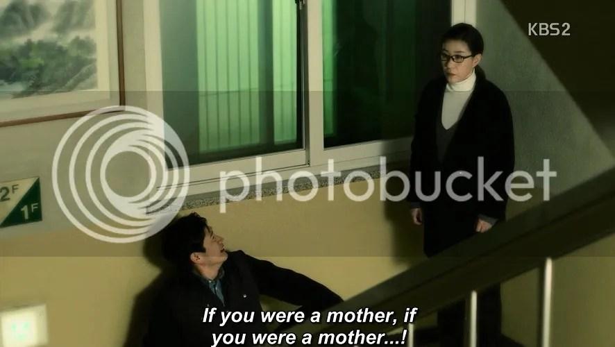 Healer ep 14 Ahjumma flashback to death of son