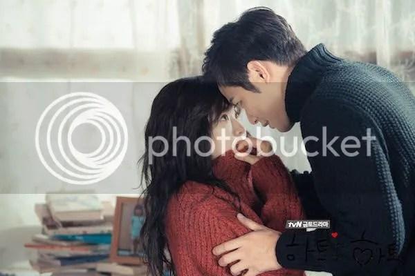 Heart to Heart Yi Sook and Hong Do still