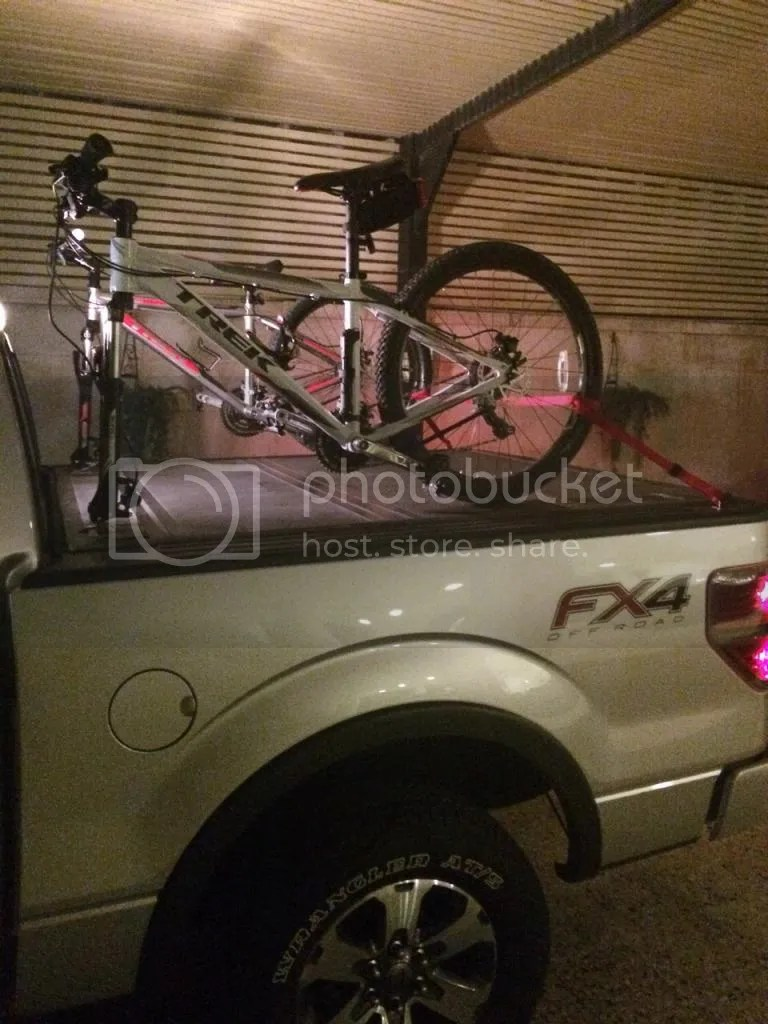 Ford F150 Bike Rack : Mountain, Mount, Ideas??, Forum, Community, Truck