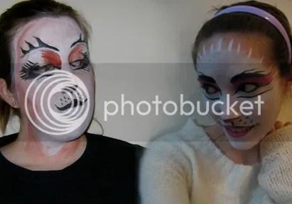 Plato and Victoria - CCDB Nov. Makeup Challange