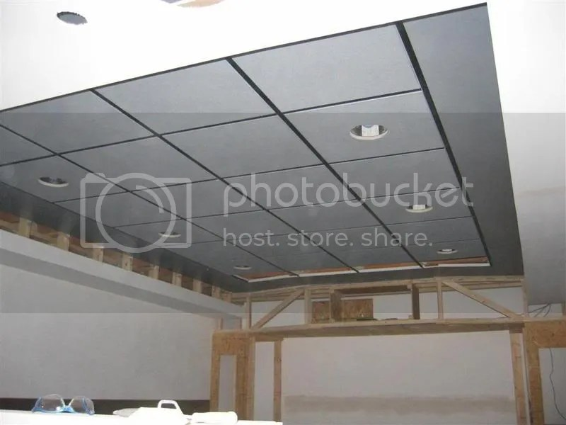 Armstrong Ceiling Grid Spray Paint
