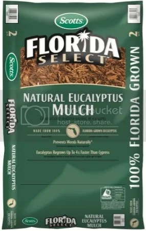 Scotts Florida Select Natural Eucalyptus Mulch