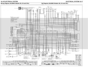 2010 Versys Wiring Diagram  US, CA, CAL Photo by ibonneau