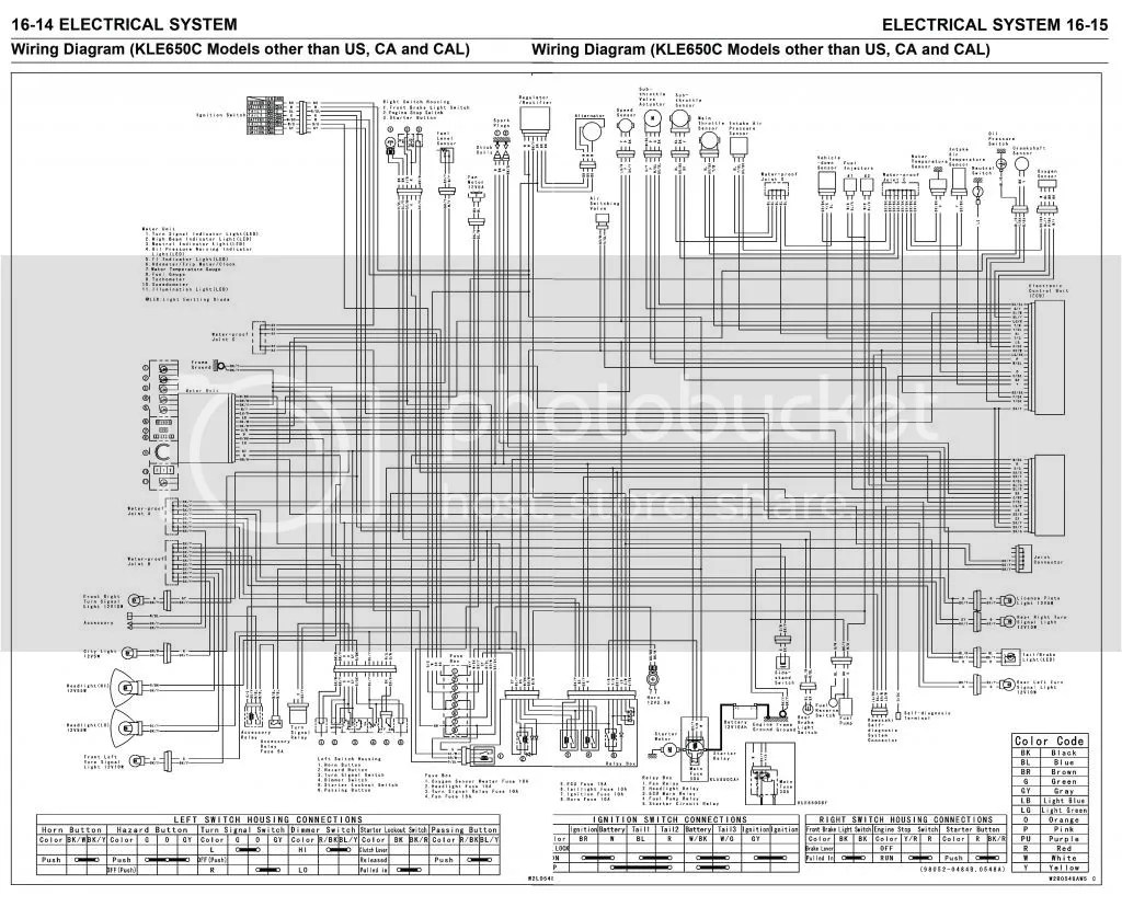 2005 Zx10r Wiring Diagram 2005 Exhaust Diagram Wiring