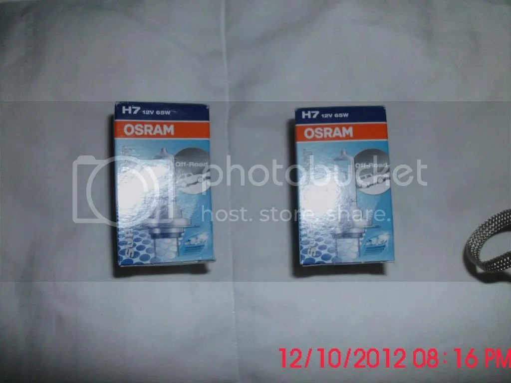 hight resolution of i bought some 65w osram h7 bulbs and would like to install them