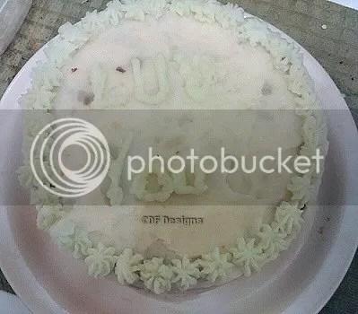 Fake Cake Icing Recipe