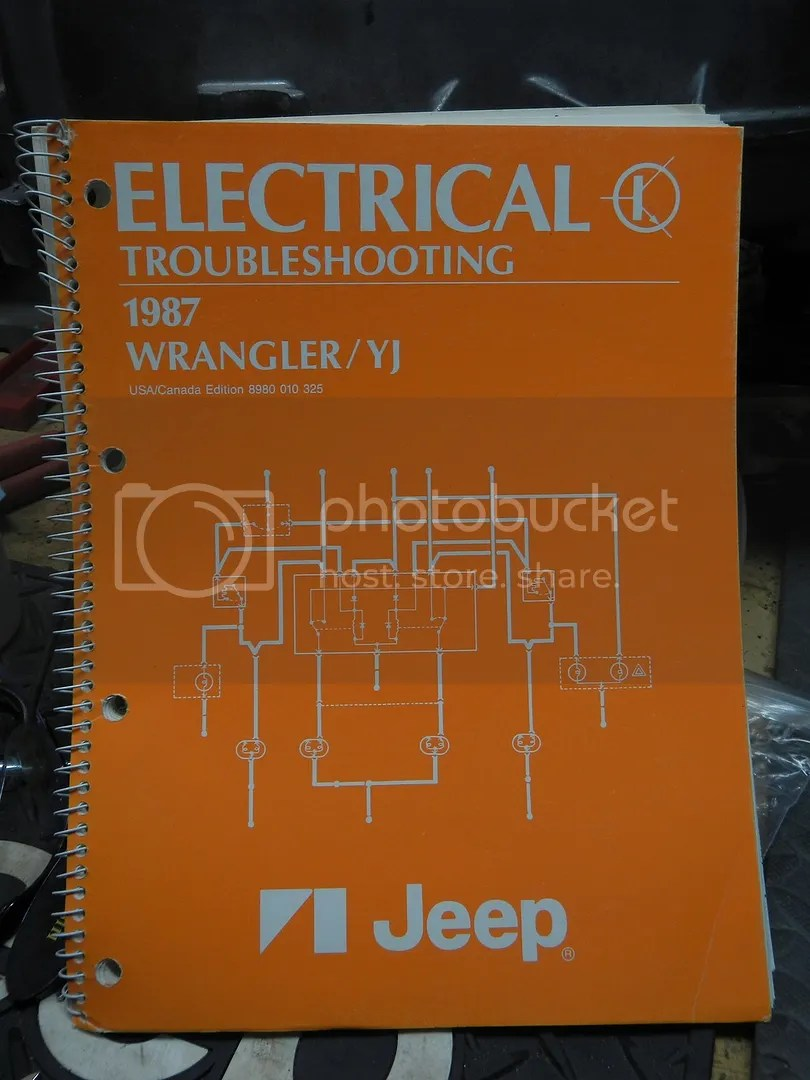 medium resolution of  87 4 2 yj gauge wiring problems jeepforum com jeep yj gauge wiring diagram on