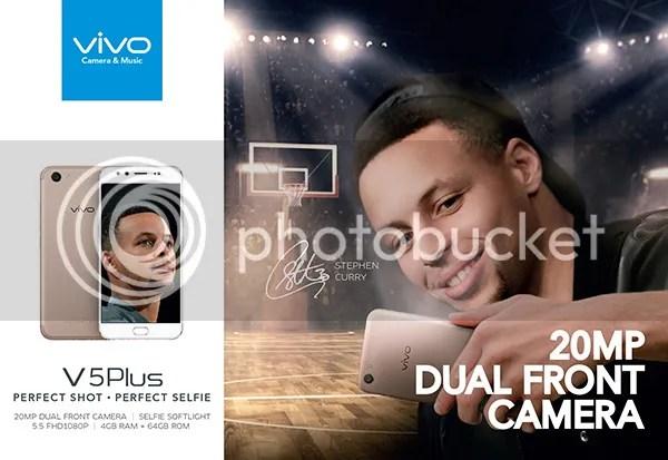 Vivo Reveals Secret To Perfect Selfies With V5 Smartphone - Vivo V5 Plus