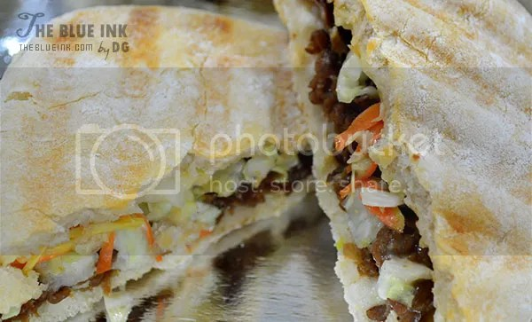 Healhty Paninis & Sandwiches - Chicken Teppanyaki Fudmaster Nutrimeal -Eat Healthy, Eat Smart With Fudmaster