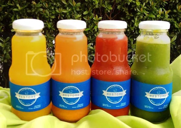 Restore Detox Juices - Eat Healthy, Eat Smart With Fudmaster