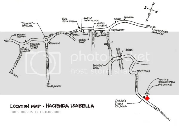Hacienda Isabella: Haven On Earth