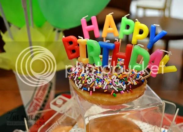 #HBDKrispyKreme: Celebrate Krispy Kreme's 78th Birthday With A Box Of 6 Original Glazed For P78