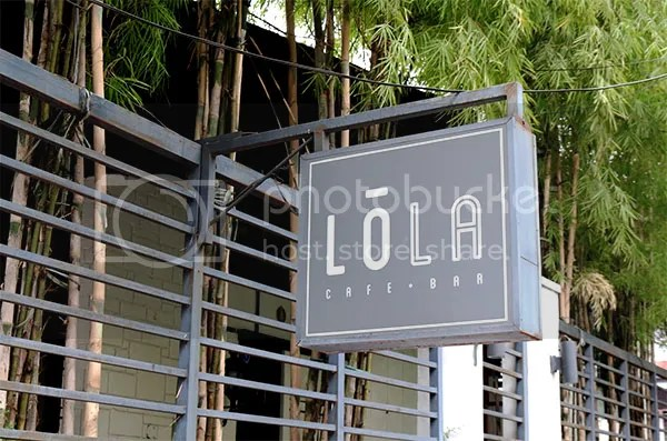 Lovin' Lola: Lola Cafe + Bar, Quezon City