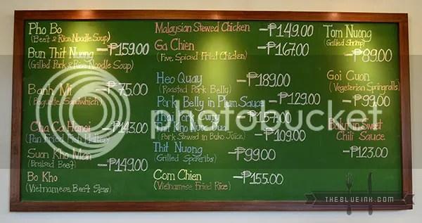 Rau Ram Cafe Menu - Enjoy Sumptuous Food At Rau Ram (Saigon) Vietnamese Cafe In Bacolod City