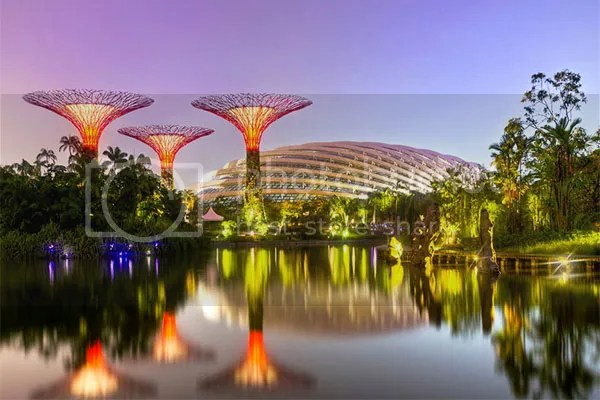 Gardens By The Bay, Singapore: A Holiday Like No Other