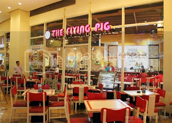Foreign Delights: The Flying Pig