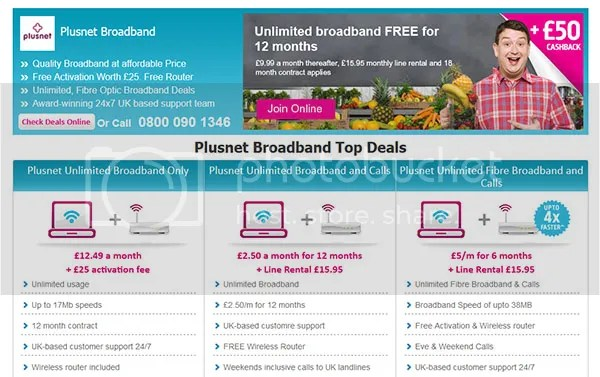 Why You Should Switch To Plusnet Broadband