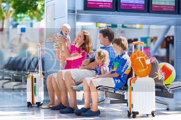 How To Travel Hassle-Free With Small Children
