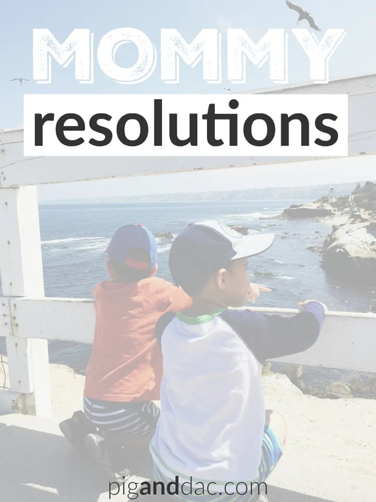 My parenting resolutions for 2016