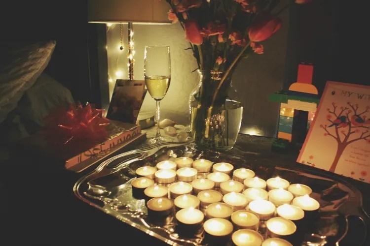 A birthday Ritual