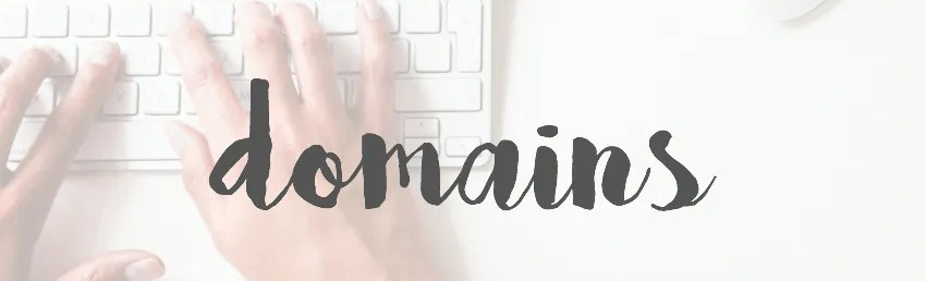 Suggested domains for a self-hosted WordPress blog