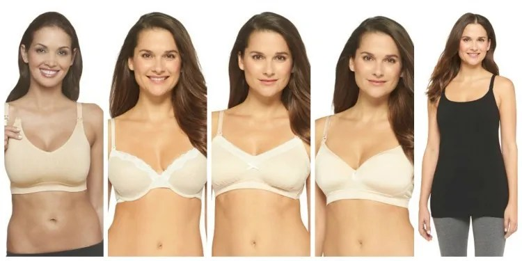 Favorite nursing bras