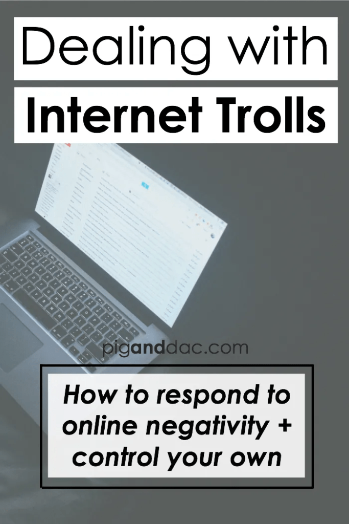 How to deal with those pesky internet trolls & how to avoid becoming one yourself