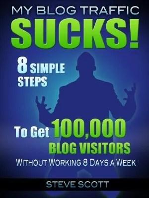 My Blog Traffic Sucks