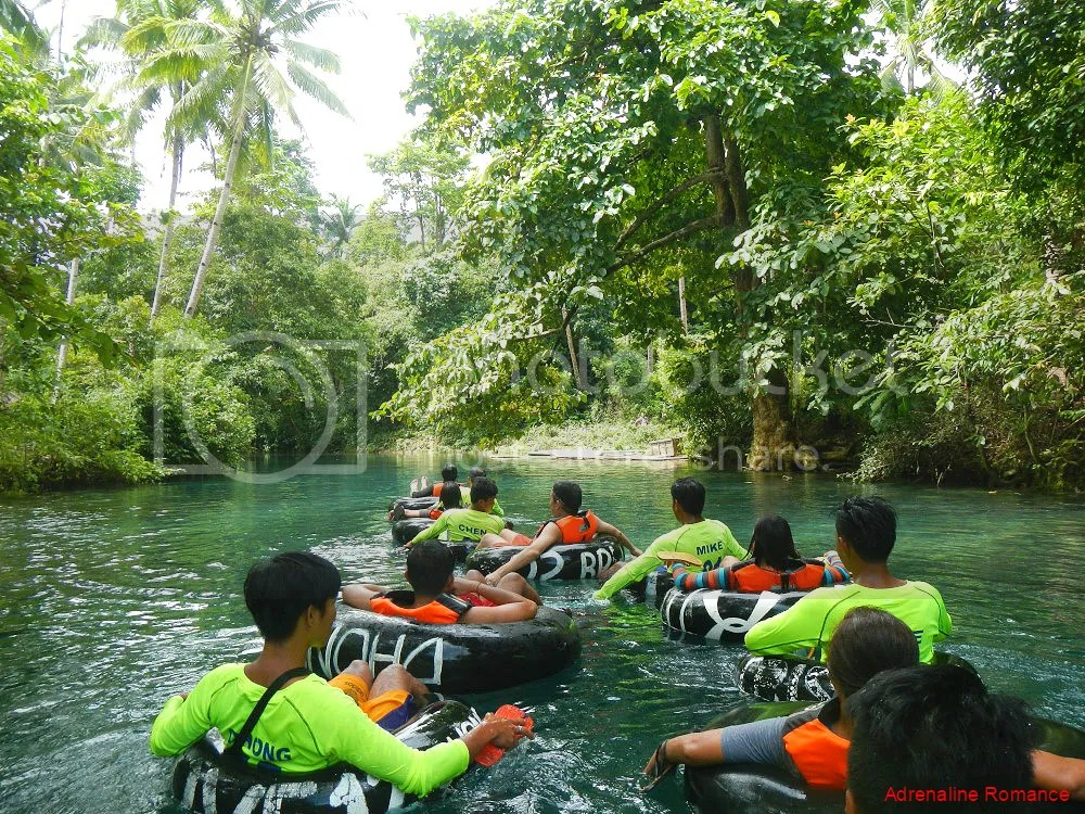 River Tubing at Bugang River