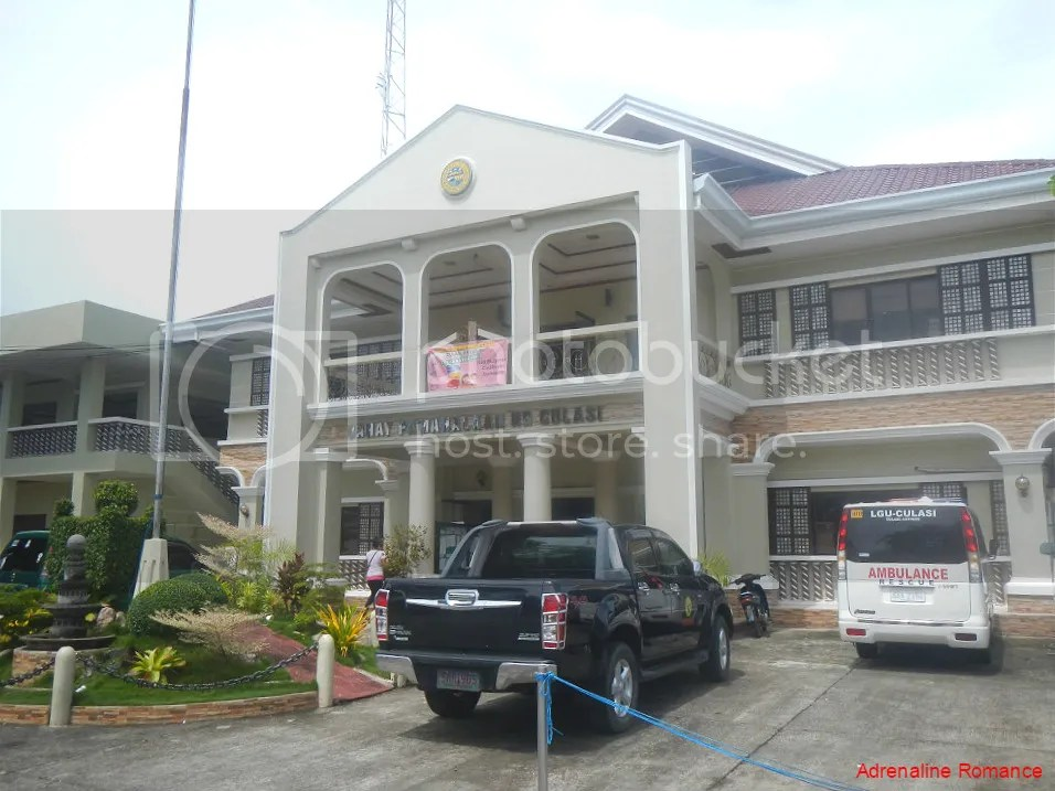Culasi Municipal Hall