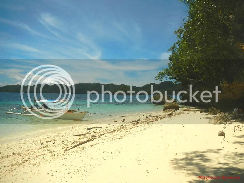 Dagatan Island Tour