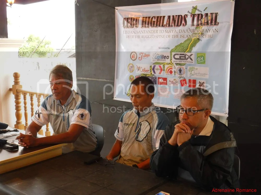 Cebu Highlands Trail
