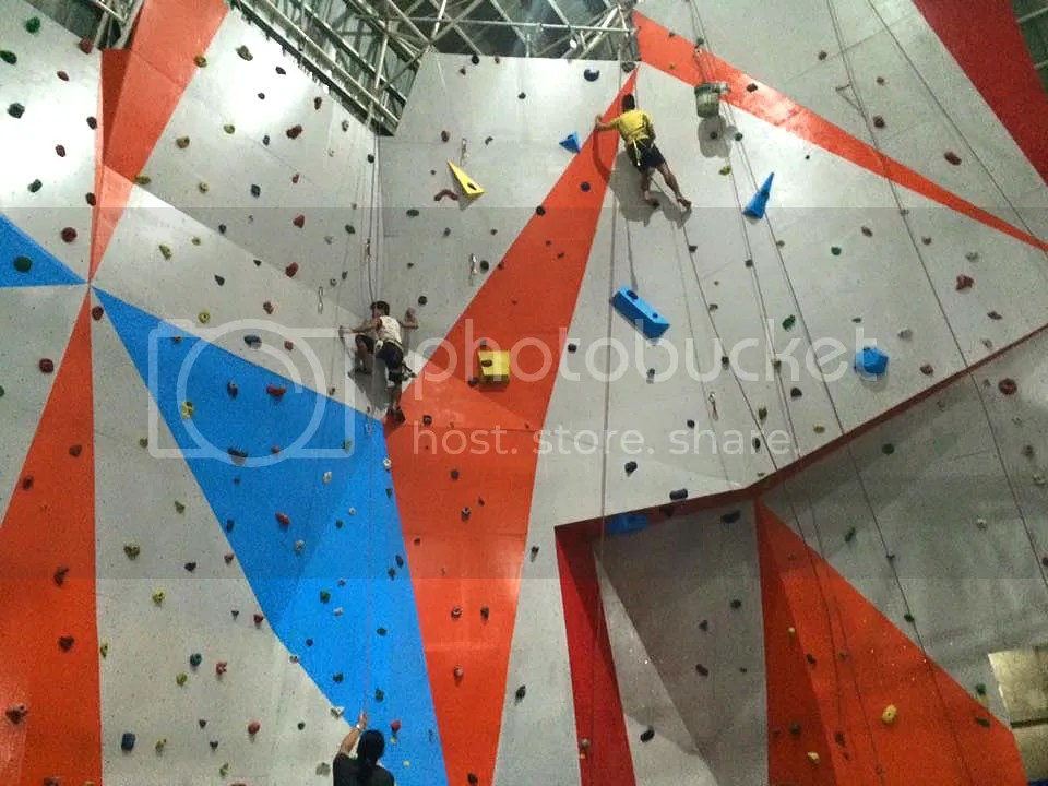 Adventure Central Indoor Climbing Center