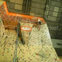 Camp Sandugo Climbing Wall: An Awesome Wall in a Lively Mall