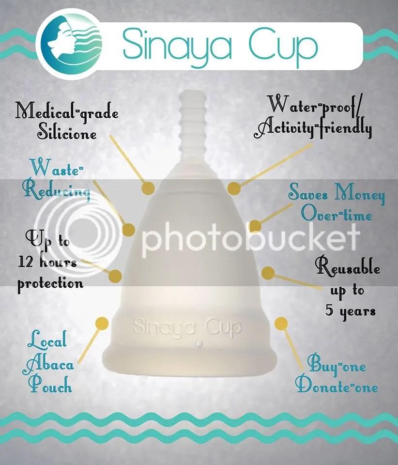 Sinaya Menstrual Cup