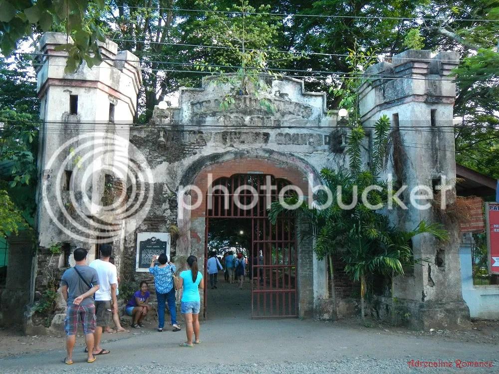 Puerto Princesa Baywalk and Plaza Cuartel