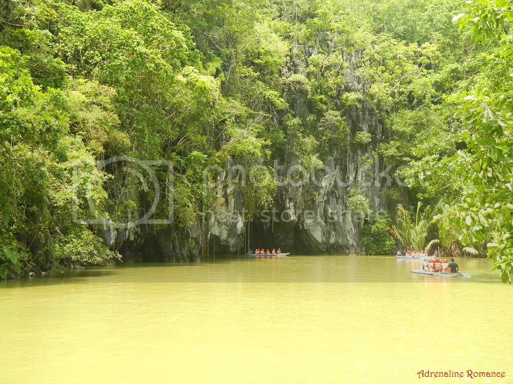 Puerto Princesa Adventure