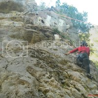 Rock Climbing in Sagada: A Fun Climb in a Valley of Echoes